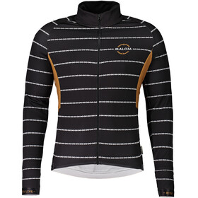 Maloja PushbikersM.1/1 Long Sleeve Bike Jersey Men moonless